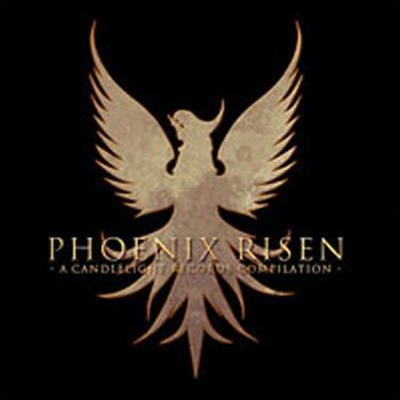 PHOENIX RISEN (candlelight records-2006)