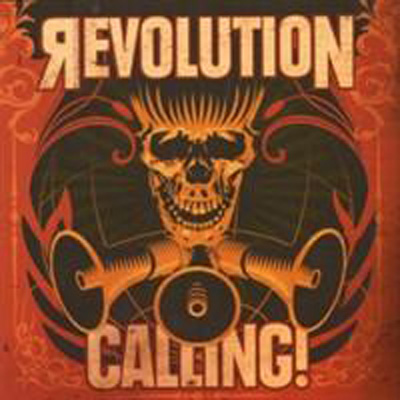 REVOLUTION CALLING (listenable records-2005)